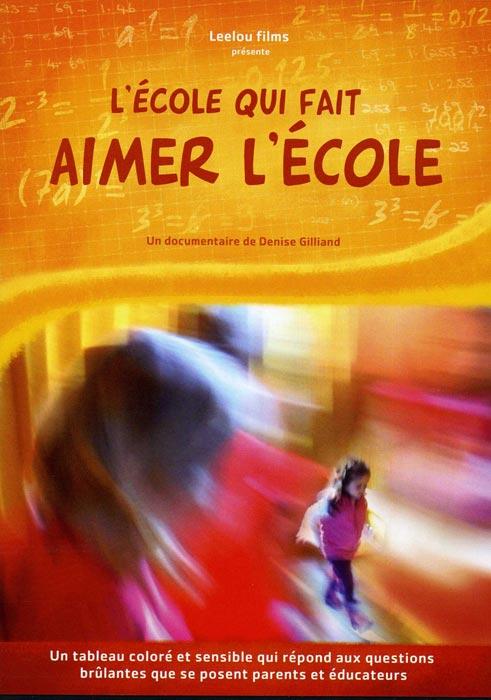 Affiche du Film L'école Qui